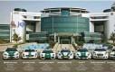 Samochody policji z Dubaju