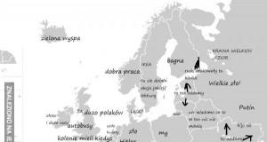 Nowa mapa Europy