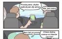 Kierowcy Ubera zrobią wszystko dla dobrej oceny
