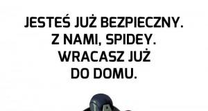 Chodź z nami, Spiderman...