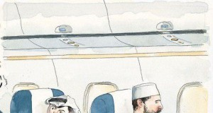 Bomba w samolocie