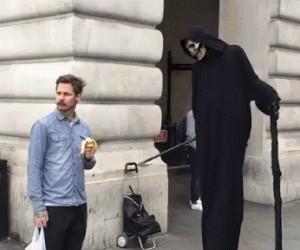Bliskie spotkanie ze Śmiercią