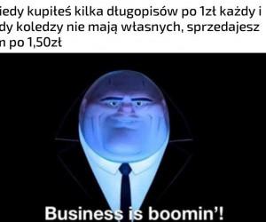 Biznes to moja pasja