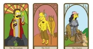 Simpsonowy tarot