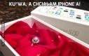Ku*wa, a chciałam iPhone'a!