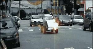 Jednoosobowy samochód