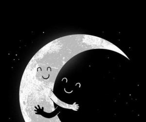 Księżycową nocą