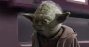 Yoda vs Darth Sidious