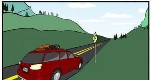Sen za kierownicą