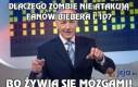 Dlaczego zombie nie atakują fanów Biebera i 1D?