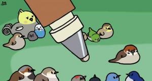 Jak powstają ptaki