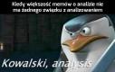 Kowalski powinien to przeanalizować