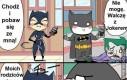 Batman, Joker i Cat Woman