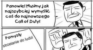Innowacyjne Call of Duty