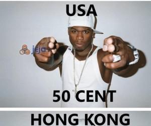 Jak mówią na 50 centa