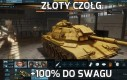Złoty czołg