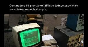 Commodore 64 wciąż jest w użytku