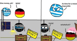 Mission Impossible: Grecja