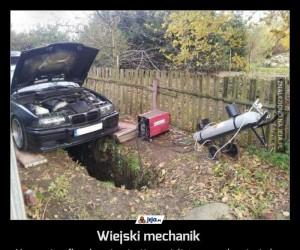 Wiejski mechanik