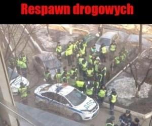 Respawn ruskiej policji