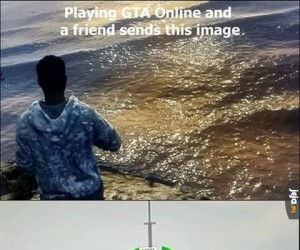 Śmieszki w GTA