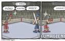 Pióro kontra Miecz