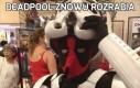 Deadpool znowu rozrabia