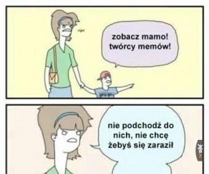 Twórcy memów