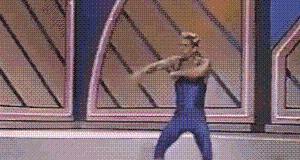 Gdy mówią mi, żebym nie tańczył w miejscu publicznym