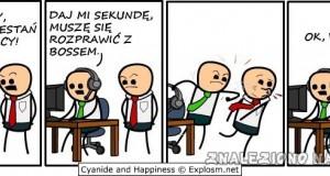 Nie graj w pracy