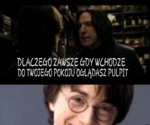 Harry lubi prowokować