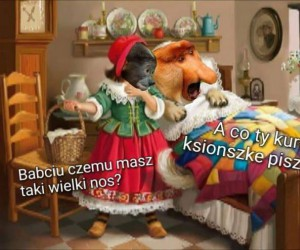 Polski Czerwony Kapturek