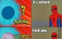 Spider-Man i Pokemony