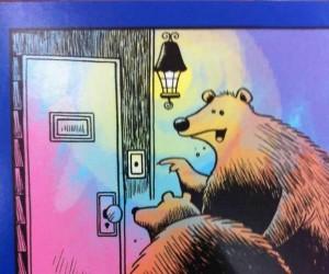 Niedźwiedzie też mają swoje automaty z jedzeniem