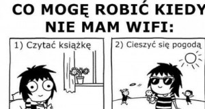 Brak WiFi