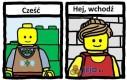 Problemy ludzików Lego