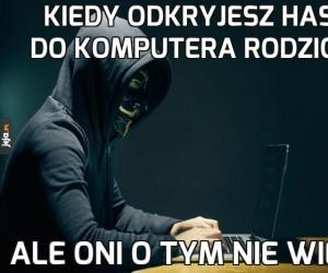 Jestę hakerę