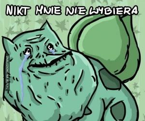 Biedny Bulbasaur