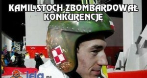 Kamil Stoch zbombardował konkurencję