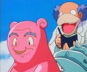 Pokemonowa zamiana twarzy