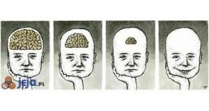 Przyczyna przygnębienia człowieka