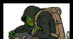 Rzadki Pepe - diler martwych memów