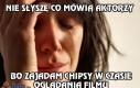 Oglądanie filmu