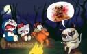 Grumpy Cat: Opowieść przy ognisku