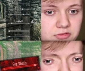 Rozstaw oczu