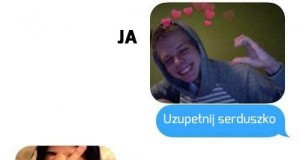 Jak romantycznie...
