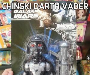 Chiński Darth Vader