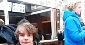 Człowiek gołąb