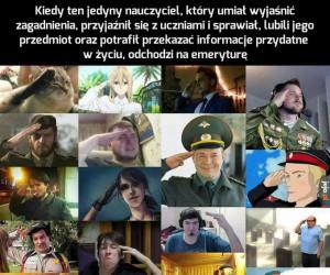 Będziemy Cię ciepło wspominać, panie Władysławie