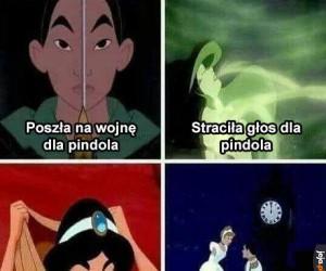 Księżniczki Disneya takie są